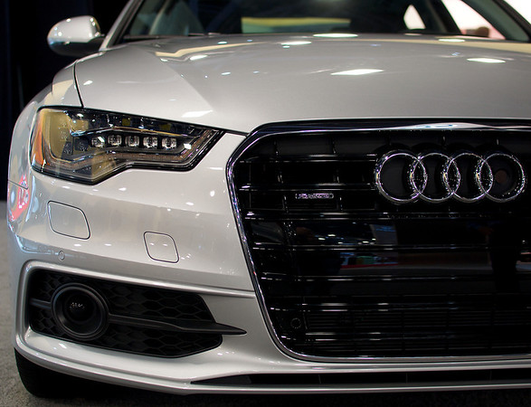 Audi A6 //