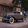 Ford V8 de luxe roadster(1932)   221