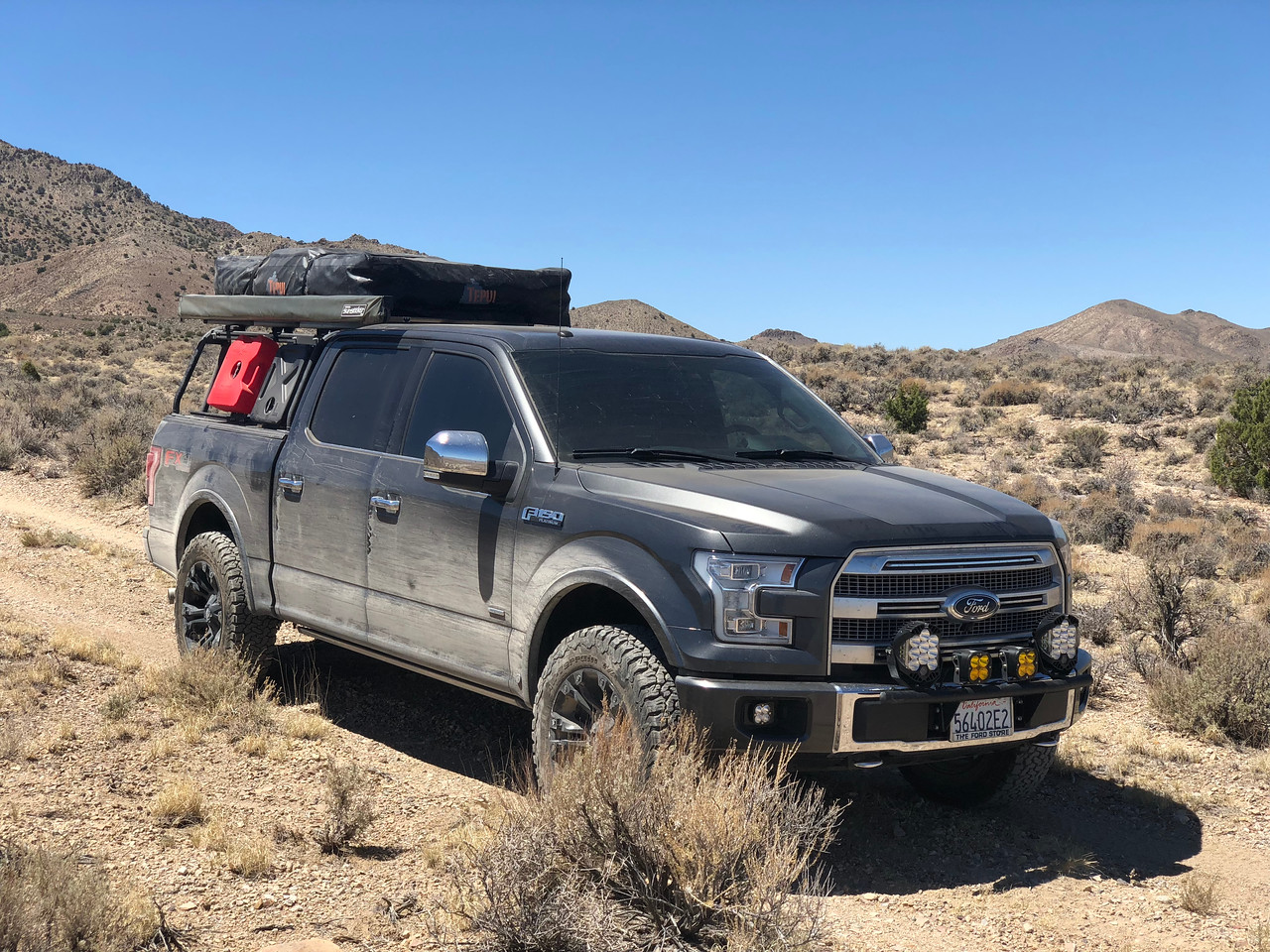 2017 Ford F150 Not Too Crazy And Not Too Sparse Just