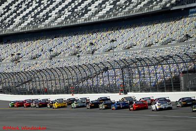 2015 Daytona Ferrari Challenge
