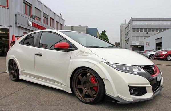 FK2 Honda Civic Type R Turbo