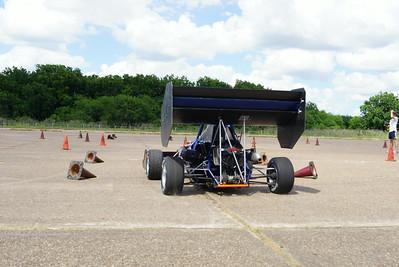 Formula SAE 2014 Practice