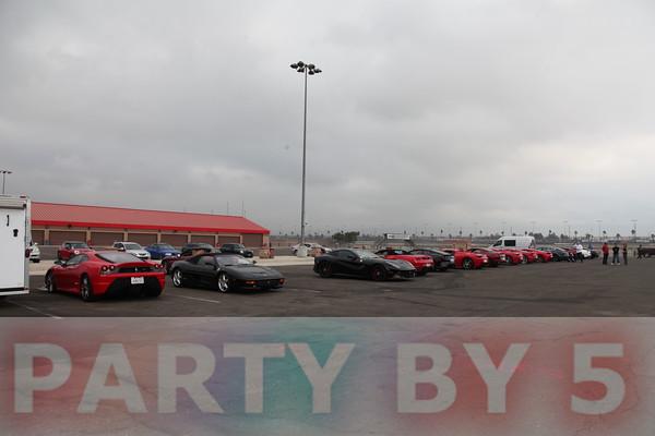 Fast Toys Club Ferrari Day