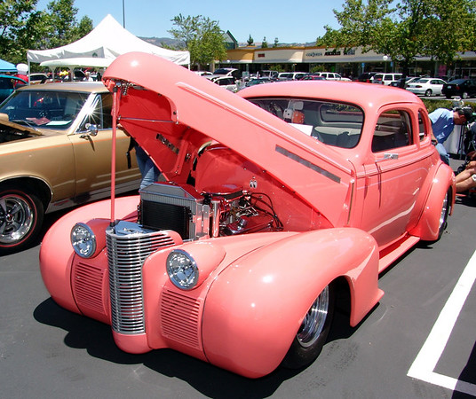 Father's Day Auto Show at the Gilroy Outlets