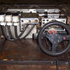 """""""This picture shows the changeable components in the right hand drive version."""""""