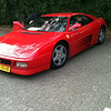 Ferrari 348 TB.