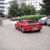 Patrick in de Ferrari 348 TB.