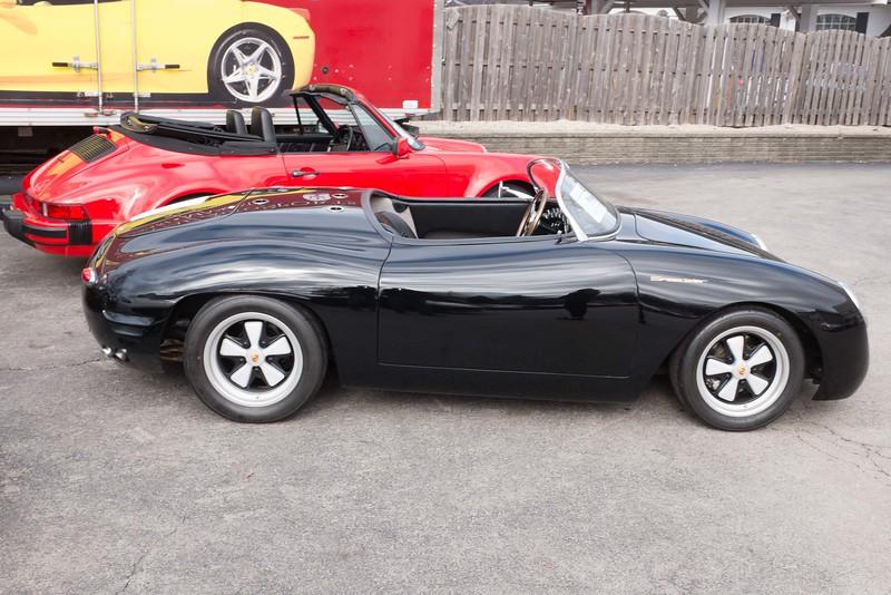 356 Outlaw at a Ferrari Dealer?