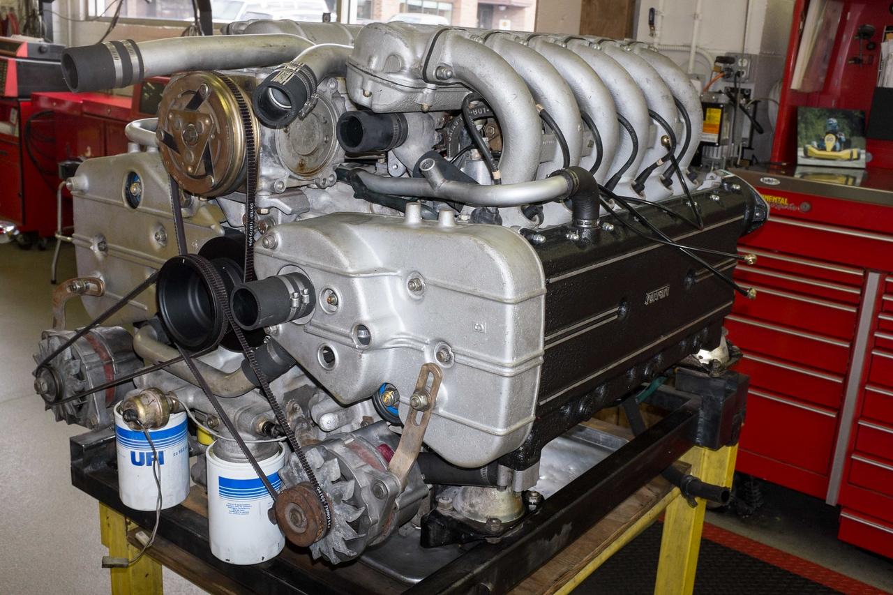 Ferrari Boxer Motor