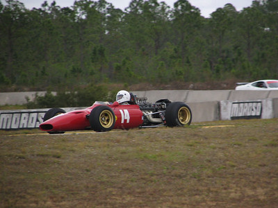 Ferrari 312 F1 1968
