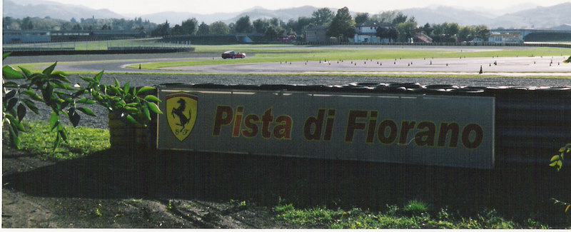 Ferrari Museum - Maranello, Italy - September 2001