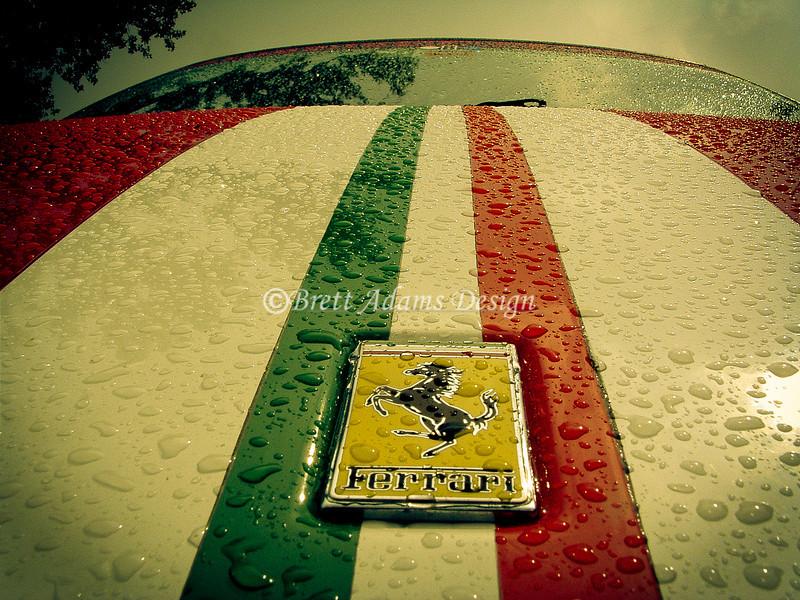 360 Challenge Stradale Rain Drops
