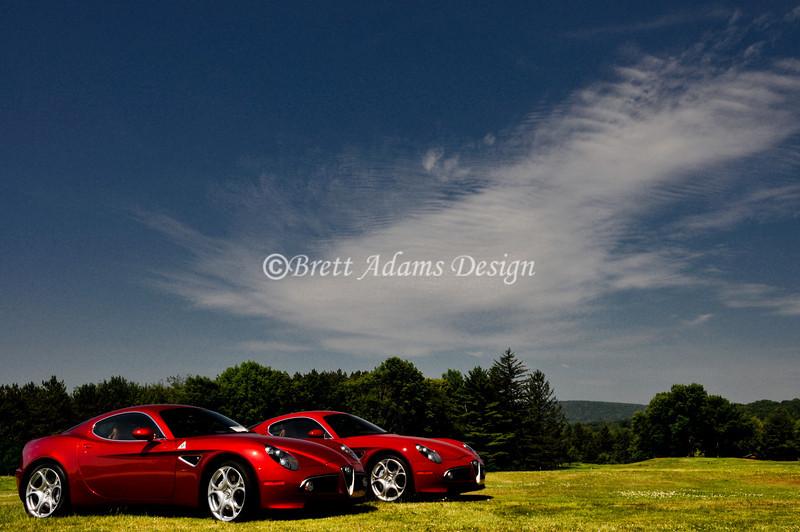 Alfa Romeo 8C Competizione_