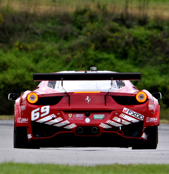 Ferrari 458 Challenge - Rolex Series Finale at Lime Rock Park, CT<br /> Drivers :<br /> Assentato, E<br /> Segal, J