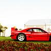 Ferrari F40 @ Amelia Island 2020
