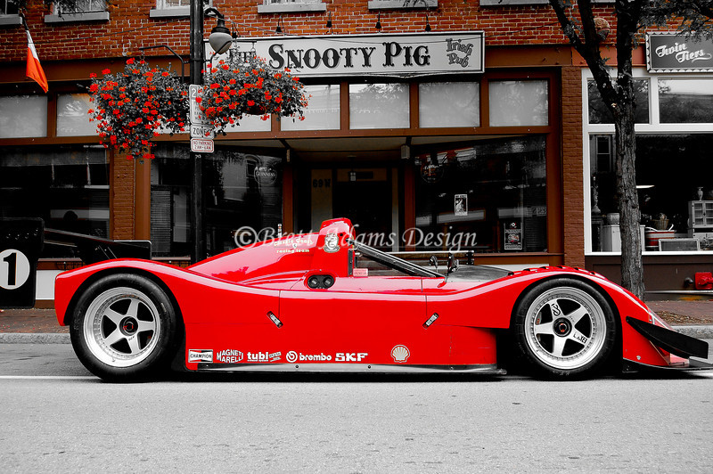 1995 Ferrari 333-SP Le Mans<br /> Corning, NY Art of Ferrari