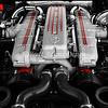 Ferrari 550 Maranello Engine Bay
