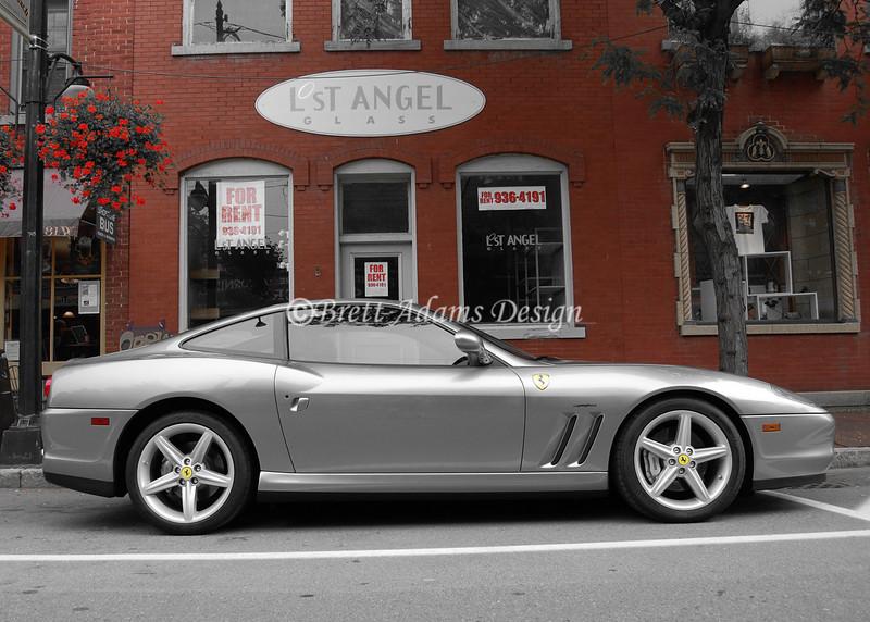 Ferrari 575<br /> Corning, NY Art of Ferrari