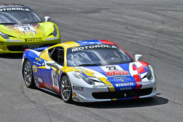 Ferrari Challenge, Lime Rock Park