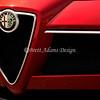 Alfa Romeo 8C Front Grill