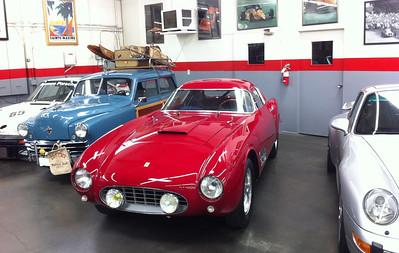 Ferrari 250 GT  1958