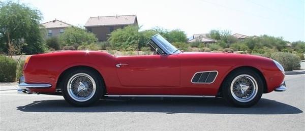 Ferrari 250 GTE /  California Spyder.