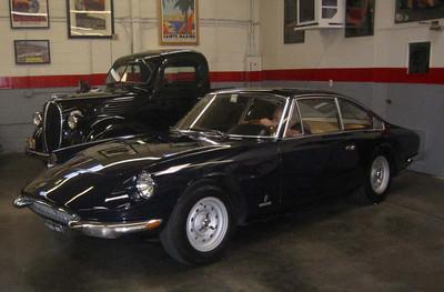 Ferrari 365 GT 2+2 at The Madison Zamperini Collection.