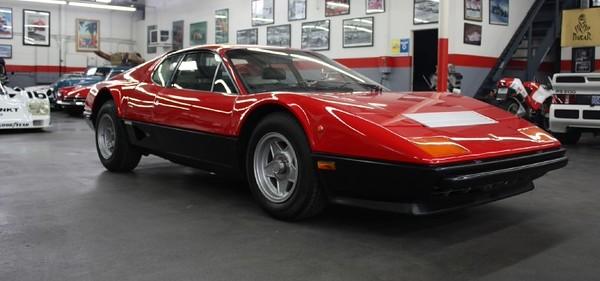 Ferrari 512 BB 1980