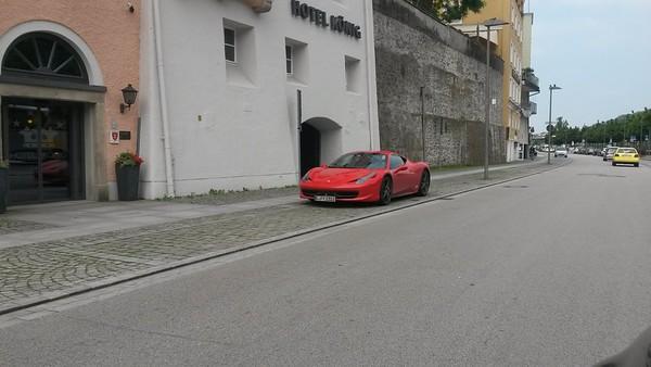 Ferraris in Passau