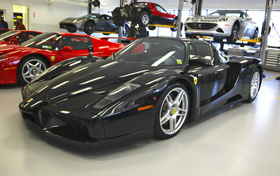 Ferrari Enzo in Black