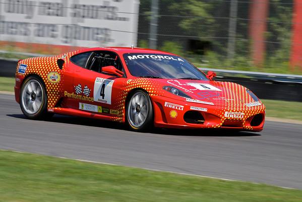 Ferrari Challenge 2011