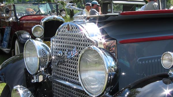 Festival des autos anciennes de Granby 2015