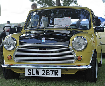 Festival des autos anciennes de Gramby