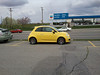 Parallel parking a Fiat 500 can be a challenge