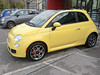 Our new Fiat 500 Sport