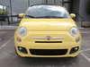 Imposing Fiat 500, rarin' to go