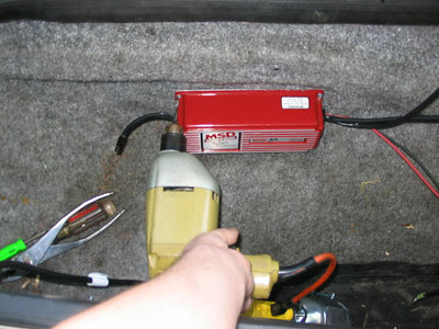 Fiero MSD Ignition Installation