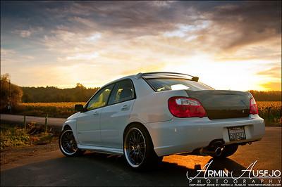 Fine Line Imports Subaru Impreza WRX STI