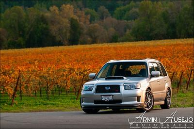Fine Line Imports Subaru Forester XT