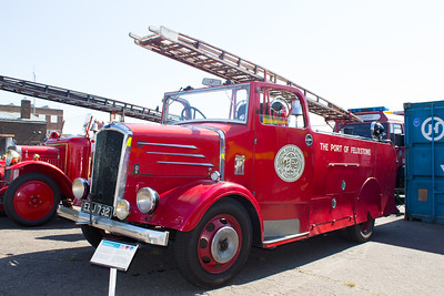 Large Moter Vehicles - Lorries - Fire Engine ETC.