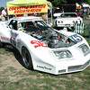 3.  1975 # 75 Greenwood at Carlisle in 2005.  The first wide body Corvette was introduced in 1974 but was most well known for its 1975 Spirit of Sebring '75 livery.  Sponsorship failed to materialize so Greenwood promoted the race.