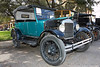 Old Car Day at the Ft. Worth Stockyards