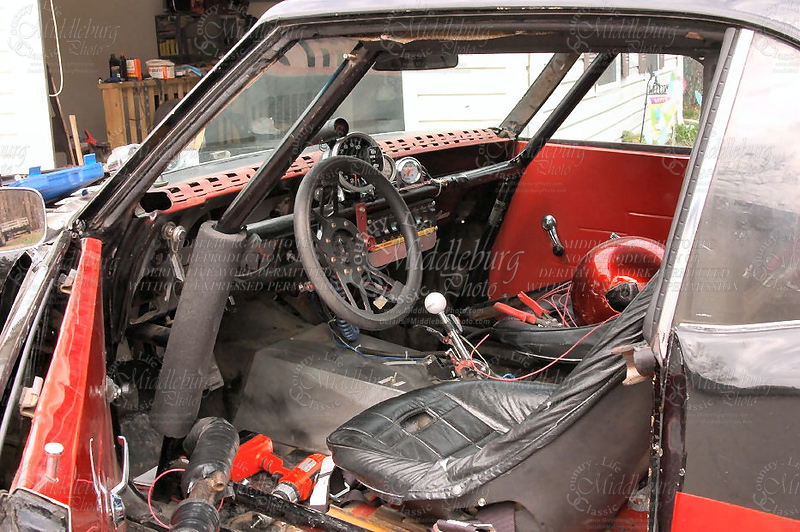 1968 Camaro, lots of work going on here!