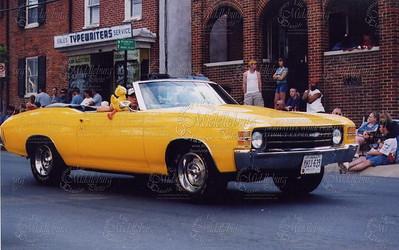 Chevelle, 1970ish, any ideas?
