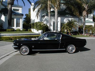 For Sale: 1965 2+2 Fastback Mustang