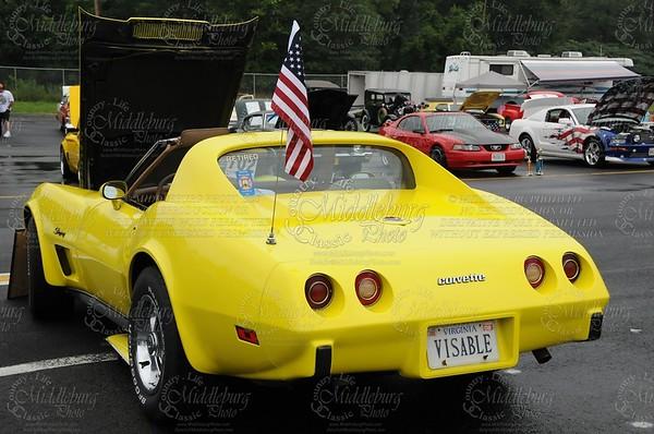 Chevrolet Corvette, Yellow!