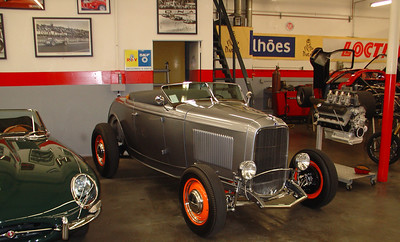 "1932 Ford Roadster ""Hi Boy"""