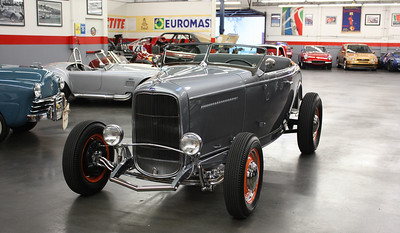 1932 Ford Roadster hi - boy for sale.