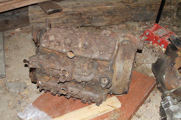 Ford Flathead Engine