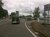 We follow Neil and Marc as they turn off the A5 onto the A444 at Atherstone